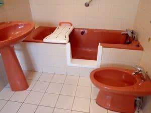 Ouverture lat rale de baignoire - Baignoire a porte laterale ...