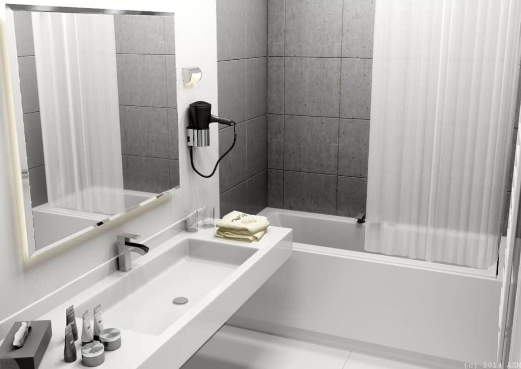 remplacement d'une baignoire par un bac a douche